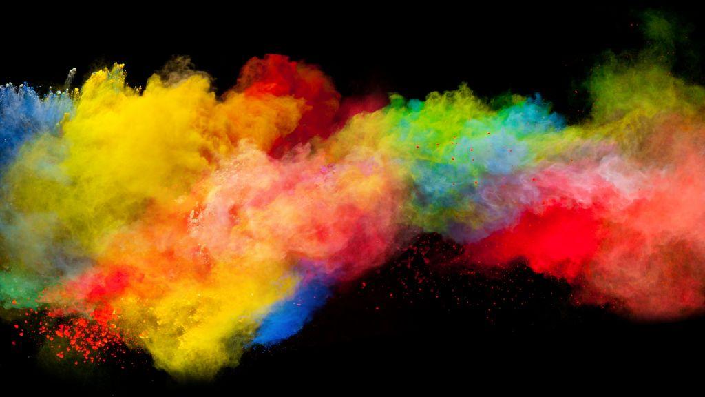 Druk UV to żywe kolory