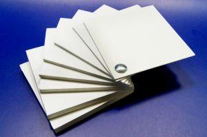 Płyty ze spienionego pcv są dostępne o grubości 1, 2, 3, 4, 5, 6, 8, 10 i 19mm